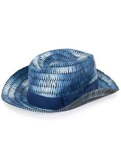 Paul Smith плетеная шляпа