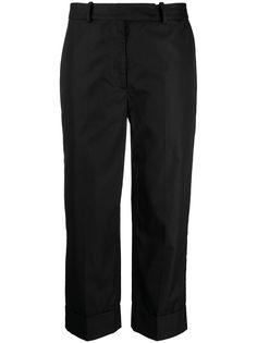 Simone Rocha укороченные брюки прямого кроя