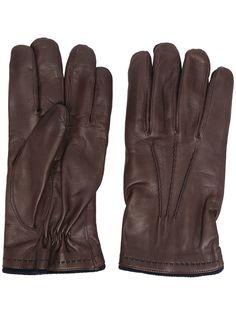 Lady Anne перчатки с тональной строчкой
