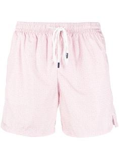 Fedeli плавки-шорты с кулиской