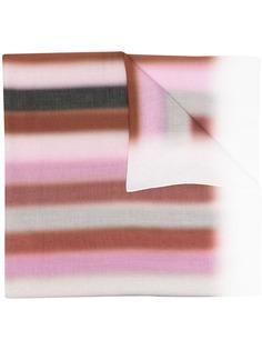 Rick Owens шарф Phlegethon в полоску