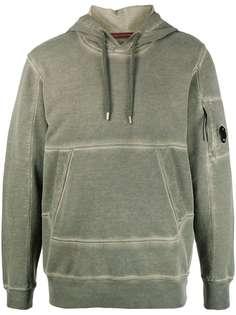 C.P. Company пуловер с капюшоном