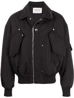 1017 ALYX 9SM куртка-бомбер на пуговицах