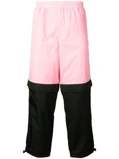 U.P.W.W. брюки карго со съемным низом