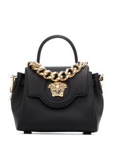 Versace сумка-тоут Virtus с верхней ручкой