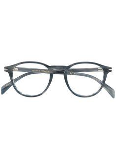 Eyewear by David Beckham очки в круглой оправе