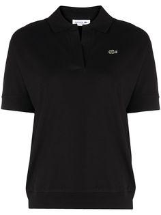 Lacoste рубашка поло с вышитым логотипом