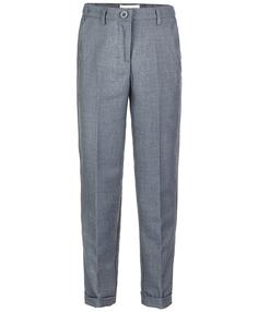 Серые брюки Button Blue