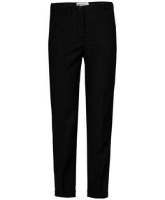 Черные брюки Button Blue