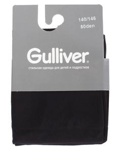 Черные колготки, 80 den Gulliver