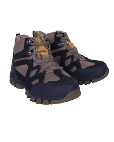 Бежевые замшевые ботинки Gulliver Wear