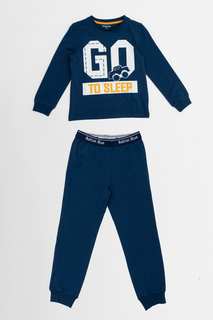 Пижама для мальчика Button Blue