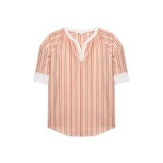 Хлопковая блузка Chloé