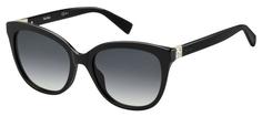 Солнцезащитные очки женские Max Mara MM TILE, серые/черные