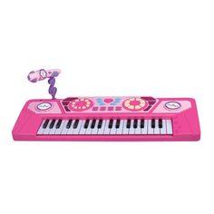 Синтезатор мультифункциональный Mary Poppins с микрофоном SuperStar 453189