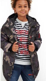 Куртка детская для мальчиков Acoola Garsi, р. 128