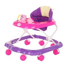 Ходунки Bambola Тигренок Pink-Purple