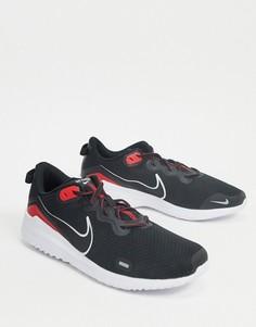 Черные кроссовки Nike Running Renew Ride-Черный