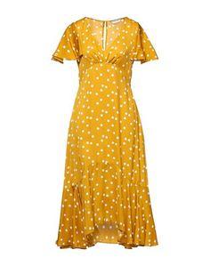 Платье длиной 3/4 Naf Naf