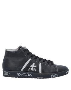 Высокие кеды и кроссовки Premiata