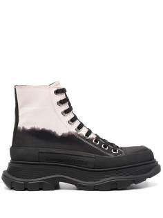 Alexander McQueen ботинки Tread Slick