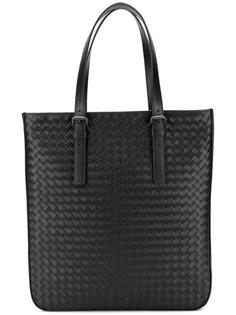 Bottega Veneta сумка-тоут с эффектом плетения intrecciato