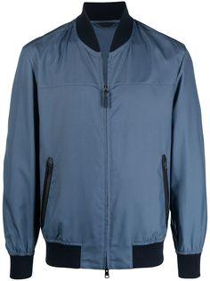 Brioni куртка-бомбер