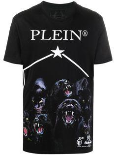 Philipp Plein футболка с короткими рукавами и принтом