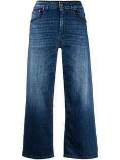 Dondup джинсы прямого кроя с вышивкой