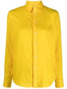 Polo Ralph Lauren рубашка с вышивкой Polo Pony