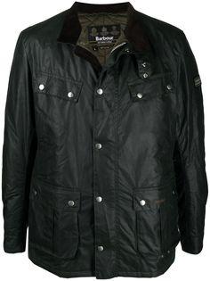 Barbour вощеная куртка Duke