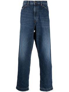 Diesel джинсы Franky широкого кроя