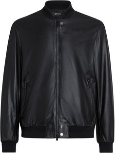 Z Zegna куртка-бомбер