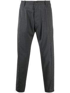 Nine In The Morning укороченные зауженные брюки
