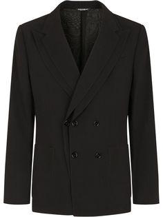 Dolce & Gabbana двубортный пиджак