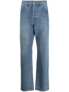 Karl Lagerfeld прямые джинсы Arkade с завышенной талией