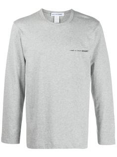 Comme Des Garçons Shirt футболка с длинными рукавами