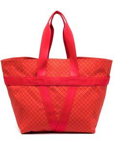 Bottega Veneta сумка-тоут с узором Intrecciato