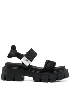 Premiata массивные сандалии