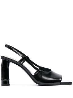 Nina Ricci туфли на высоком каблуке с ремешками