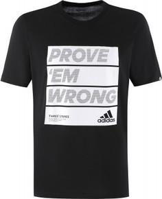 Футболка мужская adidas Prove Em Wrong, размер 48-50