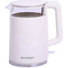 Чайник электрический Oursson EK1732W/IV