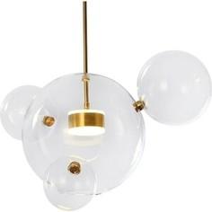 Светильник Kink Light Подвесной светодиодный Галла 07545-4,21