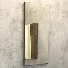 Зеркало Comforty Асти 40 дуб темно-коричневый (00-00001222)