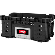 Ящик для инструментов Keter 22 Gear Crate -BLACK-STD EuroROC (238276)