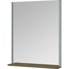 Зеркало Акватон Терра 70 с подсветкой, дуб кантри (1A247002TEDY0)