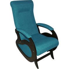 Кресло-качалка ТД Сириус Маятник темный орех бинго 10