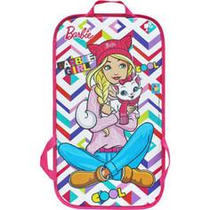 Ледянка 1Toy Barbie 72х41см, прямоугольная