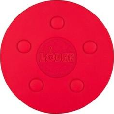Силиконовая магнитная подставка Lodge 18 см Красная (ASLMT41)