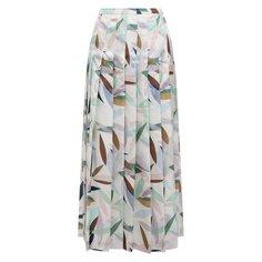 Шелковая юбка Gabriela Hearst